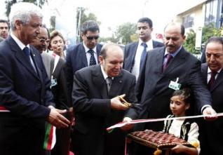 44e foire internationale d alger une forte participation - Cabinet de recrutement international algerie ...
